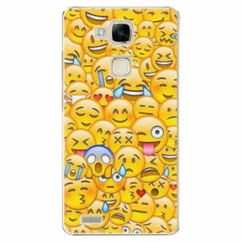 Plastové pouzdro iSaprio - Emoji - Huawei Mate7