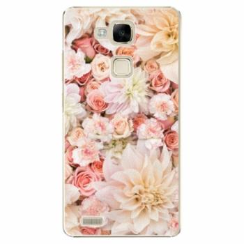 Plastové pouzdro iSaprio - Flower Pattern 06 - Huawei Mate7
