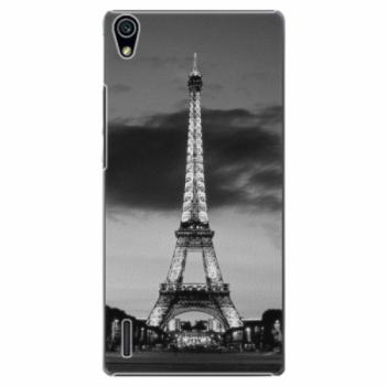 Plastové pouzdro iSaprio - Midnight in Paris - Huawei Ascend P7
