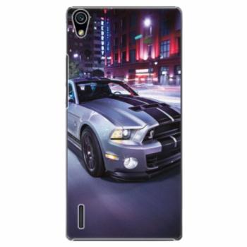 Plastové pouzdro iSaprio - Mustang - Huawei Ascend P7