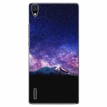 Plastové pouzdro iSaprio - Milky Way - Huawei Ascend P7