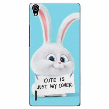 Plastové pouzdro iSaprio - My Cover - Huawei Ascend P7