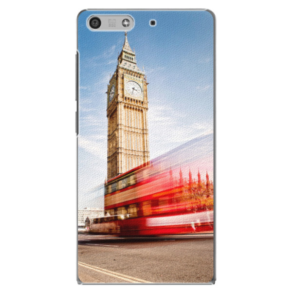 Plastové pouzdro iSaprio - London 01 - Huawei Ascend P7 Mini