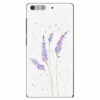 Plastové pouzdro iSaprio - Lavender - Huawei Ascend P7 Mini