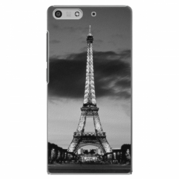 Plastové pouzdro iSaprio - Midnight in Paris - Huawei Ascend P7 Mini