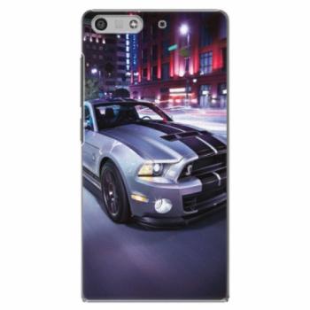 Plastové pouzdro iSaprio - Mustang - Huawei Ascend P7 Mini