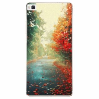 Plastové pouzdro iSaprio - Autumn 03 - Huawei Ascend P8
