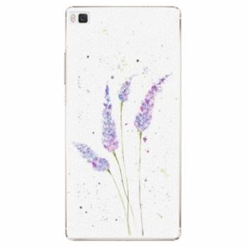 Plastové pouzdro iSaprio - Lavender - Huawei Ascend P8