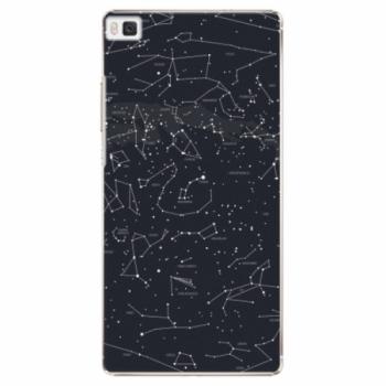 Plastové pouzdro iSaprio - Night Sky 01 - Huawei Ascend P8