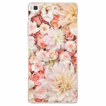 Plastové pouzdro iSaprio - Flower Pattern 06 - Huawei Ascend P8