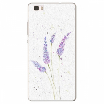 Plastové pouzdro iSaprio - Lavender - Huawei Ascend P8 Lite
