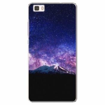 Plastové pouzdro iSaprio - Milky Way - Huawei Ascend P8 Lite