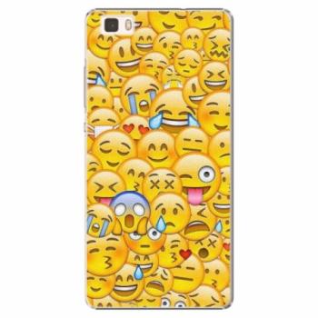 Plastové pouzdro iSaprio - Emoji - Huawei Ascend P8 Lite