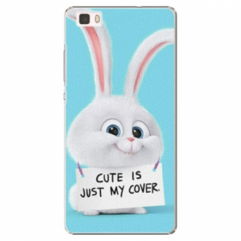 Plastové pouzdro iSaprio - My Cover - Huawei Ascend P8 Lite