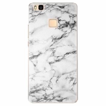 Plastové pouzdro iSaprio - White Marble 01 - Huawei Ascend P9 Lite