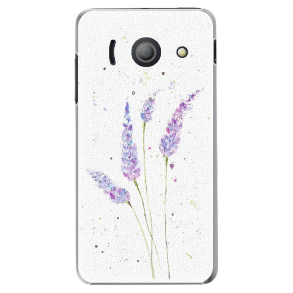Plastové pouzdro iSaprio - Lavender - Huawei Ascend Y300