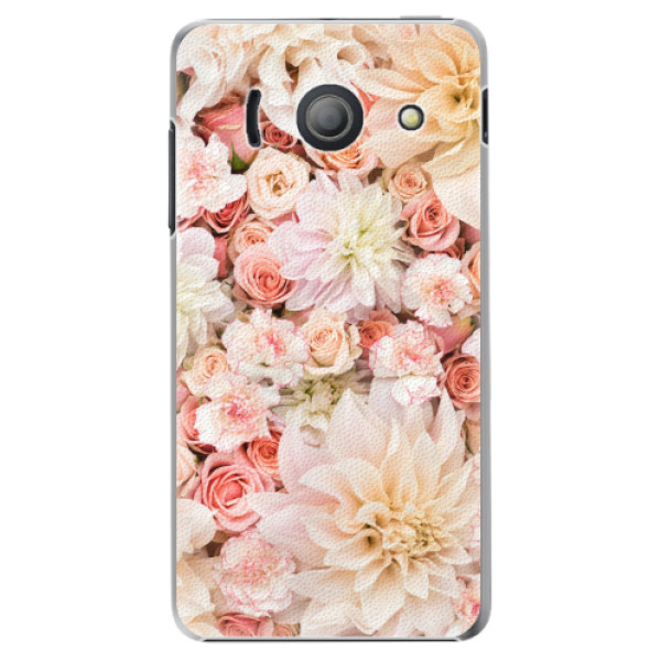 Plastové pouzdro iSaprio - Flower Pattern 06 - Huawei Ascend Y300