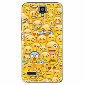 Plastové pouzdro iSaprio - Emoji - Huawei Ascend Y5