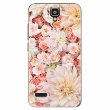 Plastové pouzdro iSaprio - Flower Pattern 06 - Huawei Ascend Y5