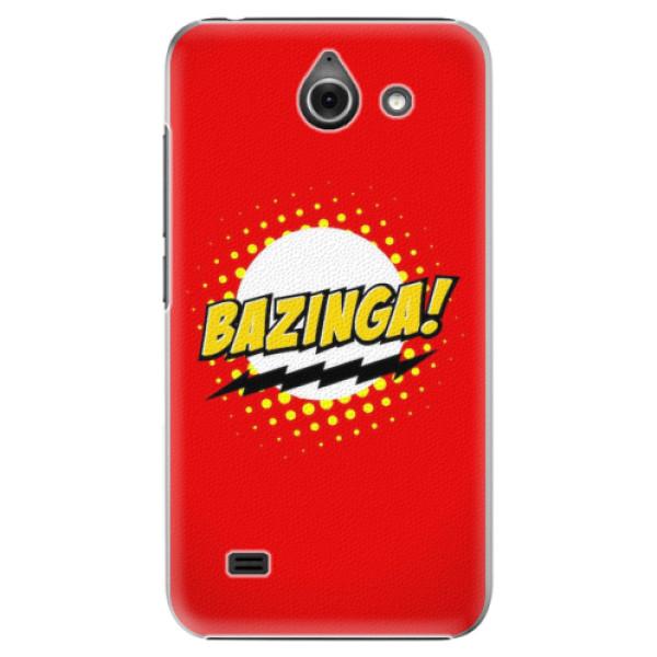 Plastové pouzdro iSaprio - Bazinga 01 - Huawei Ascend Y550