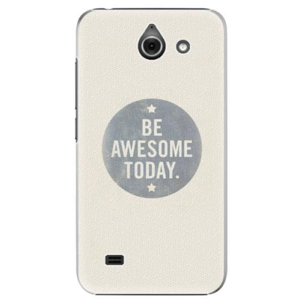 Plastové pouzdro iSaprio - Awesome 02 - Huawei Ascend Y550