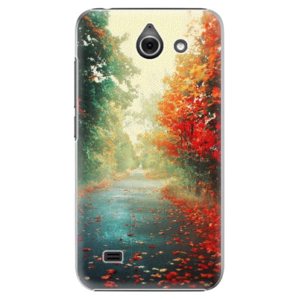Plastové pouzdro iSaprio - Autumn 03 - Huawei Ascend Y550