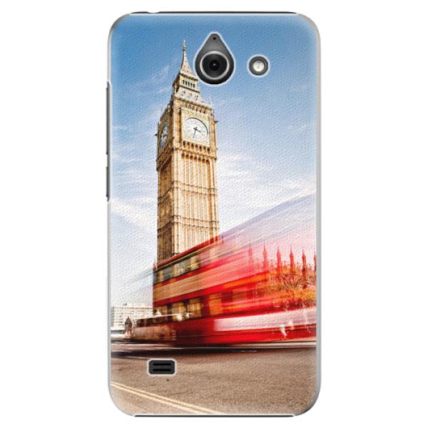 Plastové pouzdro iSaprio - London 01 - Huawei Ascend Y550