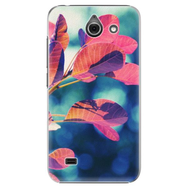 Plastové pouzdro iSaprio - Autumn 01 - Huawei Ascend Y550