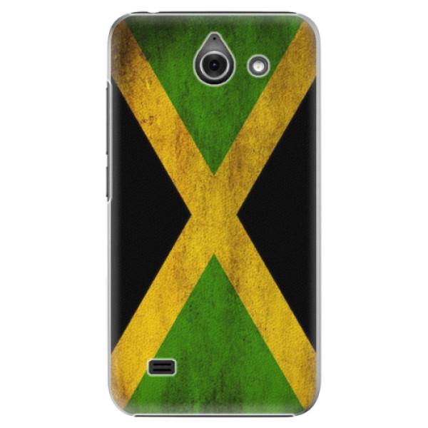 Plastové pouzdro iSaprio - Flag of Jamaica - Huawei Ascend Y550