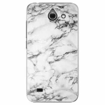 Plastové pouzdro iSaprio - White Marble 01 - Huawei Ascend Y550