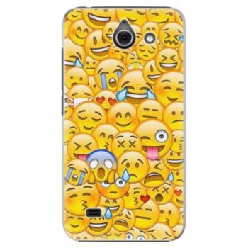 Plastové pouzdro iSaprio - Emoji - Huawei Ascend Y550