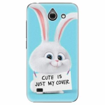 Plastové pouzdro iSaprio - My Cover - Huawei Ascend Y550