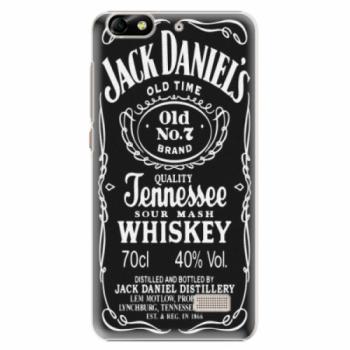 Plastové pouzdro iSaprio - Jack Daniels - Huawei Honor 4C