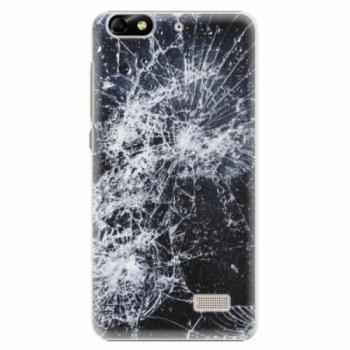 Plastové pouzdro iSaprio - Cracked - Huawei Honor 4C