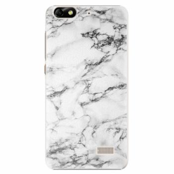 Plastové pouzdro iSaprio - White Marble 01 - Huawei Honor 4C