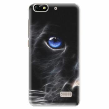 Plastové pouzdro iSaprio - Black Puma - Huawei Honor 4C