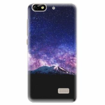 Plastové pouzdro iSaprio - Milky Way - Huawei Honor 4C