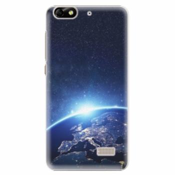 Plastové pouzdro iSaprio - Earth at Night - Huawei Honor 4C
