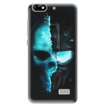 Plastové pouzdro iSaprio - Roboskull - Huawei Honor 4C