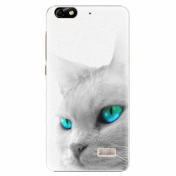 Plastové pouzdro iSaprio - Cats Eyes - Huawei Honor 4C