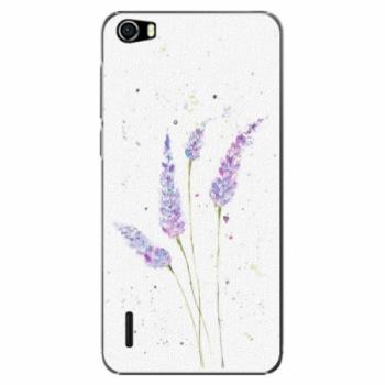 Plastové pouzdro iSaprio - Lavender - Huawei Honor 6
