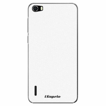 Plastové pouzdro iSaprio - 4Pure - bílý - Huawei Honor 6