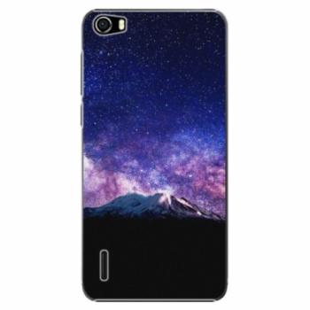 Plastové pouzdro iSaprio - Milky Way - Huawei Honor 6