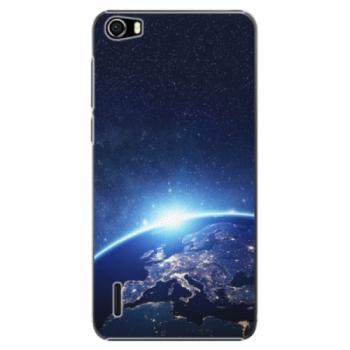 Plastové pouzdro iSaprio - Earth at Night - Huawei Honor 6