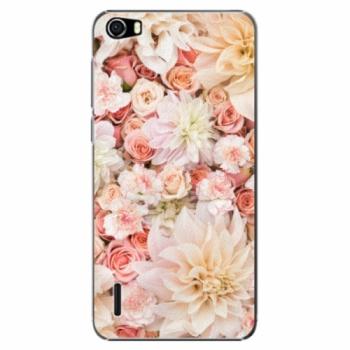 Plastové pouzdro iSaprio - Flower Pattern 06 - Huawei Honor 6