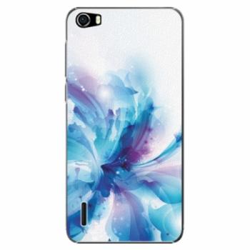 Plastové pouzdro iSaprio - Abstract Flower - Huawei Honor 6