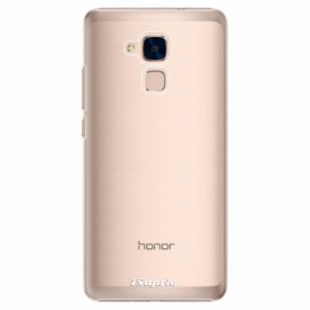 Plastové pouzdro iSaprio - 4Pure - mléčný bez potisku - Huawei Honor 7 Lite