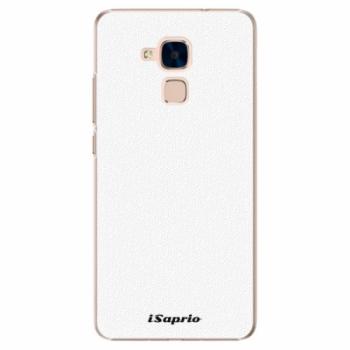 Plastové pouzdro iSaprio - 4Pure - bílý - Huawei Honor 7 Lite
