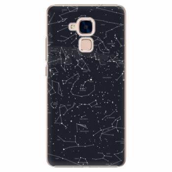 Plastové pouzdro iSaprio - Night Sky 01 - Huawei Honor 7 Lite