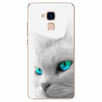Plastové pouzdro iSaprio - Cats Eyes - Huawei Honor 7 Lite
